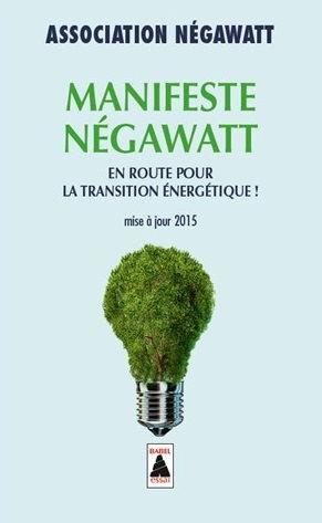 Couverture Manifeste négaWatt 2015